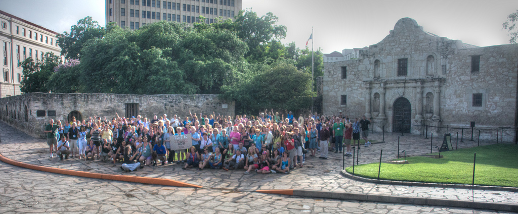 Alamo Group Shot